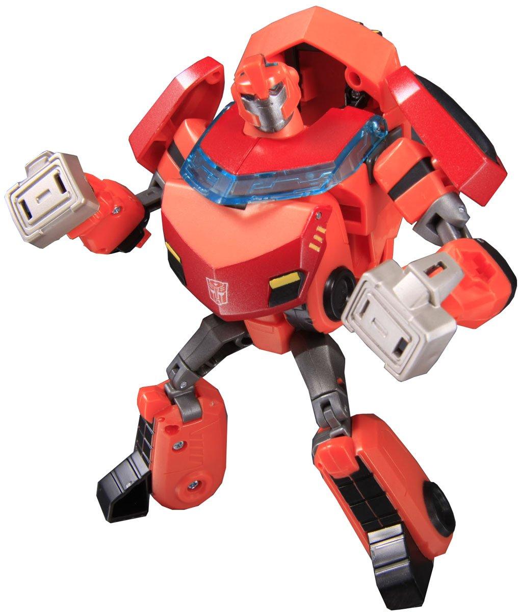 Japanese Transformers Animated - TA44 ArmoROT Hide (Ironhide) (japan import)
