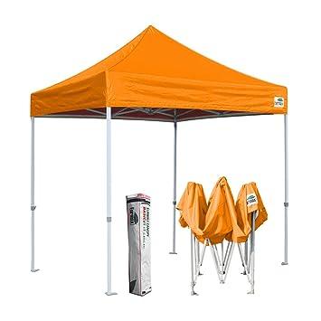 Basic 8x8 Feet Ez POP up Canopy Party Tent Commercial Gazebo Bonus Deluxe Carry Bag (  sc 1 st  Amazon.com & Amazon.com : Basic 8x8 Feet Ez POP up Canopy Party Tent Commercial ...
