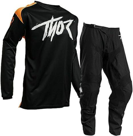 Thor - Chándal de moto para hombre, motocross, jersey, pantalones ...