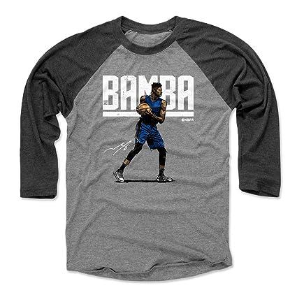 newest collection e16dd 7de8b Amazon.com : 500 LEVEL Mo Bamba Shirt - Orlando Basketball ...