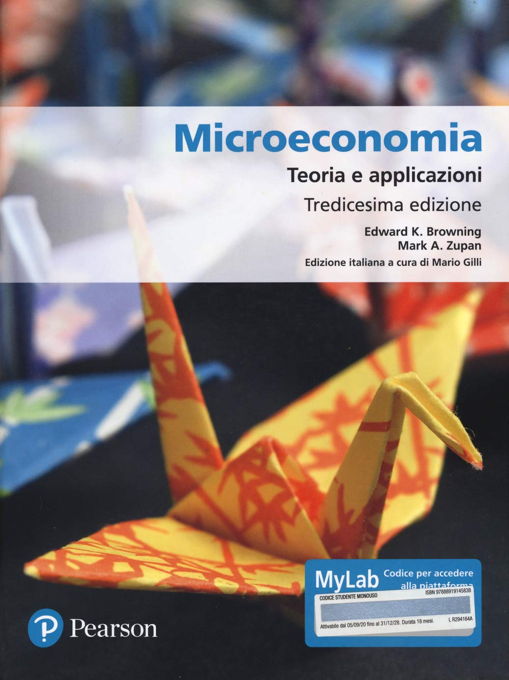 Microeconomia. Teoria e applicazioni