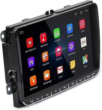 SODIAL Android 6.0 Coche 9 Pulgadas Radio Estéreo GPS Bluetooth ...