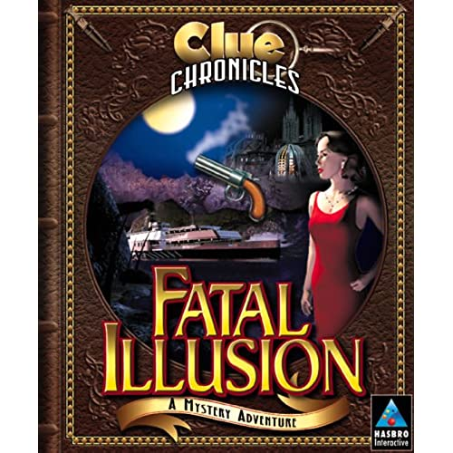Clue Chronicles: Fatal Illusion - PC