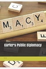 Carter's Public Diplomacy Paperback