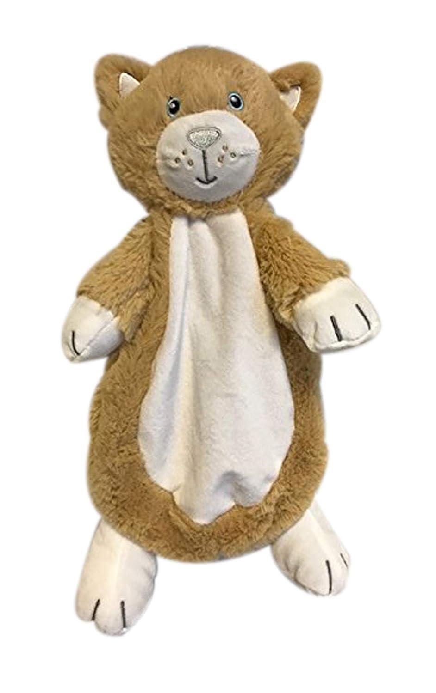 Blankets /& Beyond Kitty Cat Security Blanket Adorable Nunu