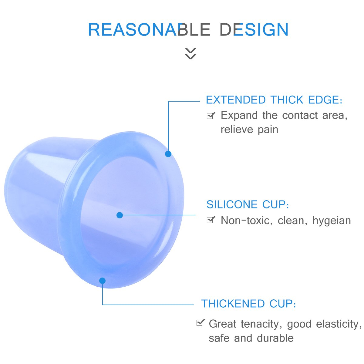 Cupping Therapy Sets, Traditional Massage Cupping Suction Cups, Chinese Cupping Kit