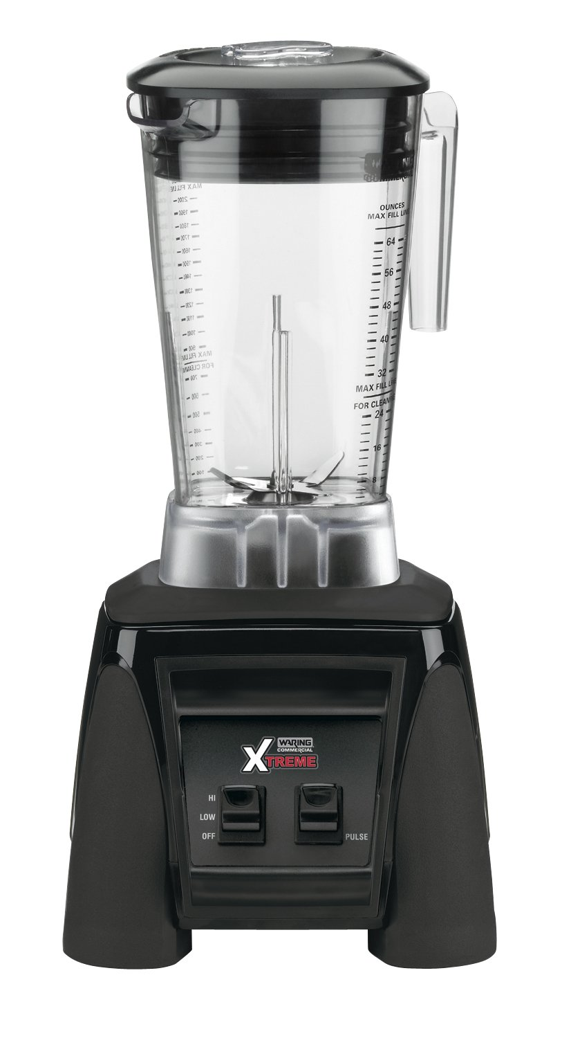 Waring(MX1000XTX) 64 oz Commercial Blender - Xtreme Hi-Power Series