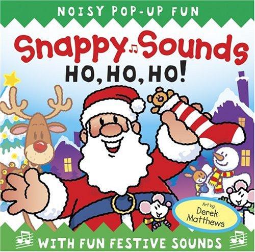 Snappy Sounds: Ho, Ho, Ho!