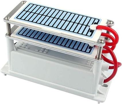 XEOLEO Generador de ozono portátil de 18 g/20 g/21 g/24 g/28 g, purificador de aire de ozono, esterilizador de ozono para remover el hogar formaldehído, máquina de ozono (24 g)
