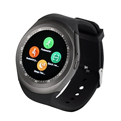 NOKKOO Y1 Smart Watch Smart Band Touch Watch SmartWatch Touch Screen Support Micro SIM Card with Bluetooth 3.0 Camera Sleep Monitor Outdoor Fitness ...