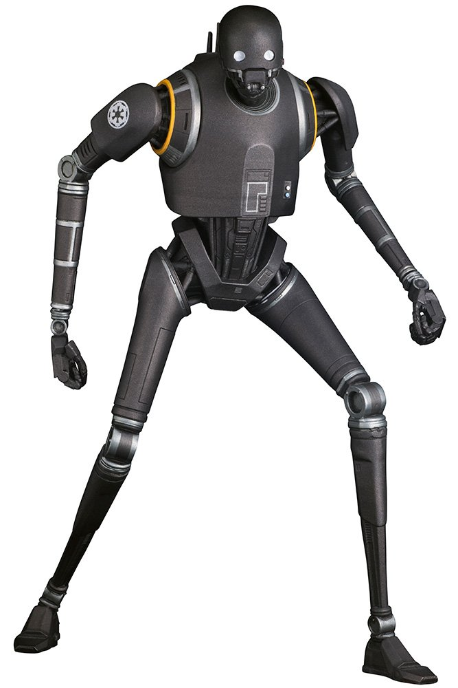 Estatua droide K-2SO de 19 cm. Rogue One: A Star Wars Story. Línea ARTFX+. Escala 1:10. Kotobukiya