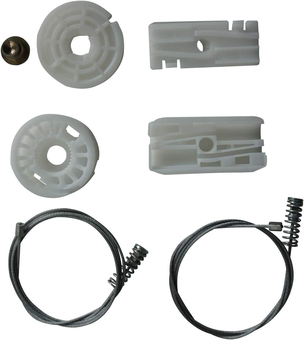 EWR5213FBA Kit de reparaci/ón de regulador de ventana trasera 99662411103 para P convertible 996 Carrera 911