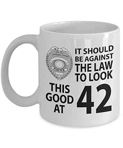 42nd Birthday Gift Mug