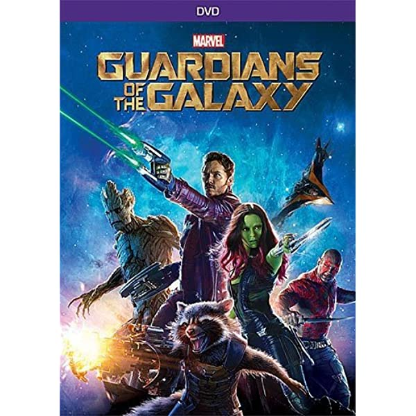 anime movie Guardians of the Galaxy Star Lord Baby Tree Man Gamora Drax the