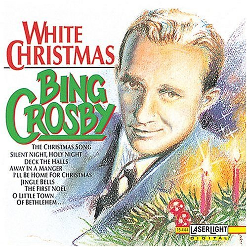 White Christmas- Bing Crosby