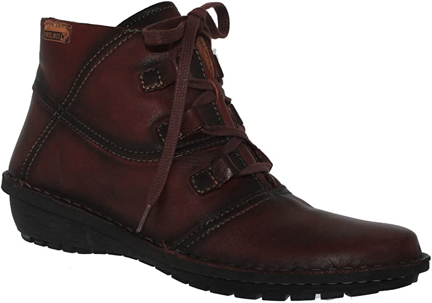 832b94720d5 Pikolinos Size 3 Women s Wabana W7d-8602 Leather Ankle Boots  Amazon.co.uk   Shoes   Bags
