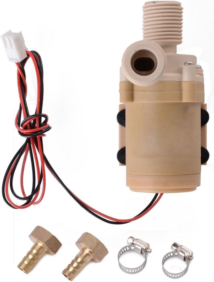 "Maas /""10/"" Pompa ad immersione da 0,5 bar 18-24 Watt 10 litri al minuto 12 V"