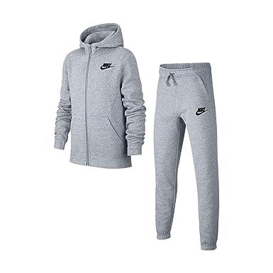 Nike B NSW TRK Suit BF Core Chándal, Niños: Amazon.es: Ropa y ...