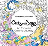 Cats & Dogs : An exquisite colorful journey - Artist Edition