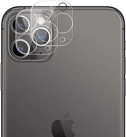 Aerku Cámara Trasera Lente Protector de Pantalla para iPhone 11 ...