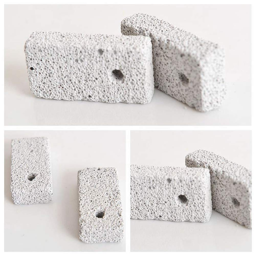 Yevison Pet Teeth Grinding Stone Strip Volcanic Stone Molar Stone Hamster Small Pet Rabbit Chinchillas Guinea Pig Available Volcanic Rock
