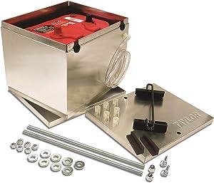 taylor (48200 200 Series Aluminum Battery Box