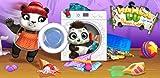 Panda Lu Baby Bear Care - Cute Mini Pet Friend