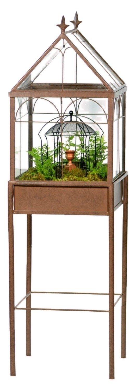 H Potter Wardian Case Terrarium 504 by H Potter