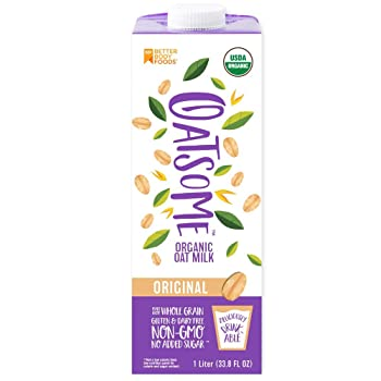 Oatsome Original Organic Oat Milk