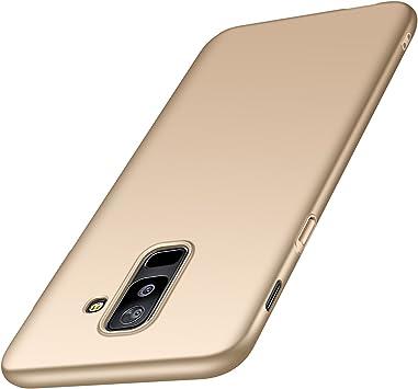 anccer Funda para Samsung Galaxy A6 Plus, Ultra Slim Anti ...