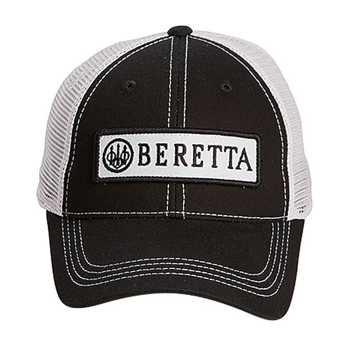 1db83e9c79782 Amazon.com  Beretta Mens Patch Trucker Hat