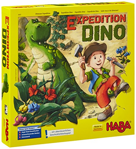 HABA 4087 Expedition Dino Game