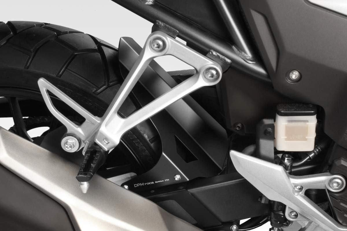SODIAL per CB500X CB500X 2019 Accessori per Motociclette con Piastra di Prolunga per Cavalletto Laterale per Cavalletto Laterale