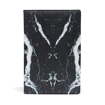 Amazon com: Black White Marble Design Book Covers School