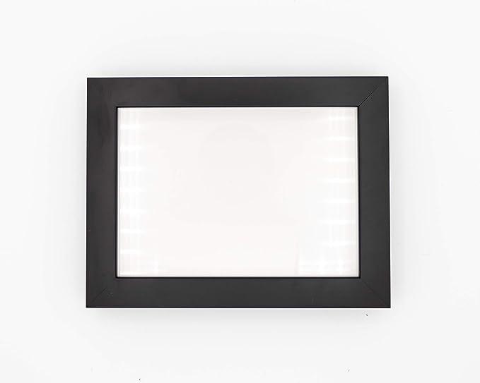 12x12 20x24 Shadowbox Gallery Wood Frame White 8x10 6x6 24x30 11x14 8x8 4x6 5x7 16x20 or 24x36