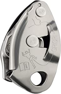 NEW Petzl GRIGRI 2 Gray belay device Descent Control FREE SHIPPING climbing