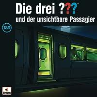 Die Drei ???, 189: und der unsichtbare Passagier