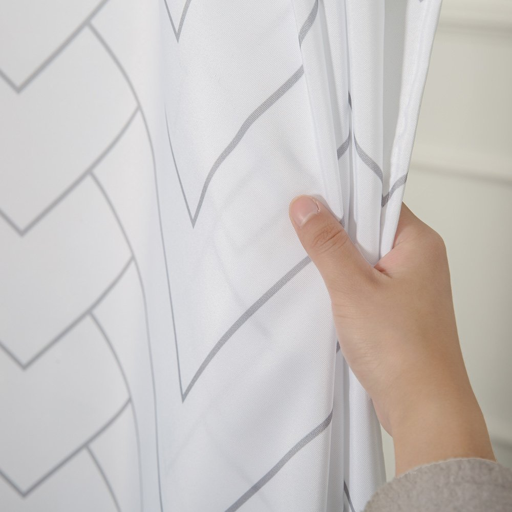 The 5 Best Shower Curtains: Reviews & Buying Guide 9