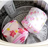 Almost Bra Protective Washing Bag Mesh Laundry Bag for Delicates with Premium Zipper, Travel Storage Organize Bag, Clothing Washing Bag for Laundry, Bra, Underwear, Lingerie