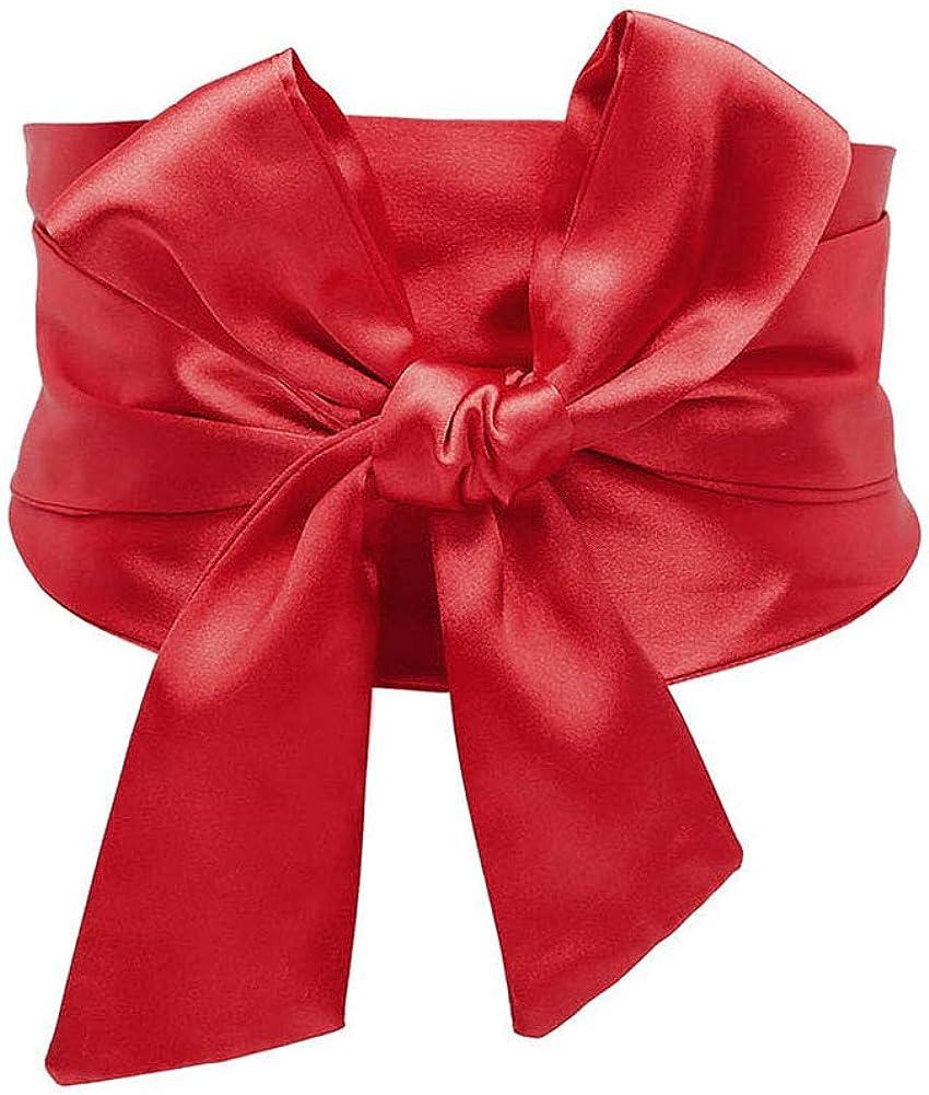 Idopy Women's Bow Tie Knot...