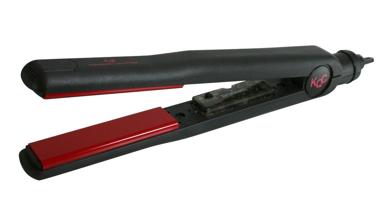 KQC X-Heat Tourmaline Ceramic Flat Iron Hair Straightener - ONE DAY SALE ONLY