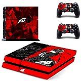 Playstation 4 Skin Set - Persona 5 HD Printing