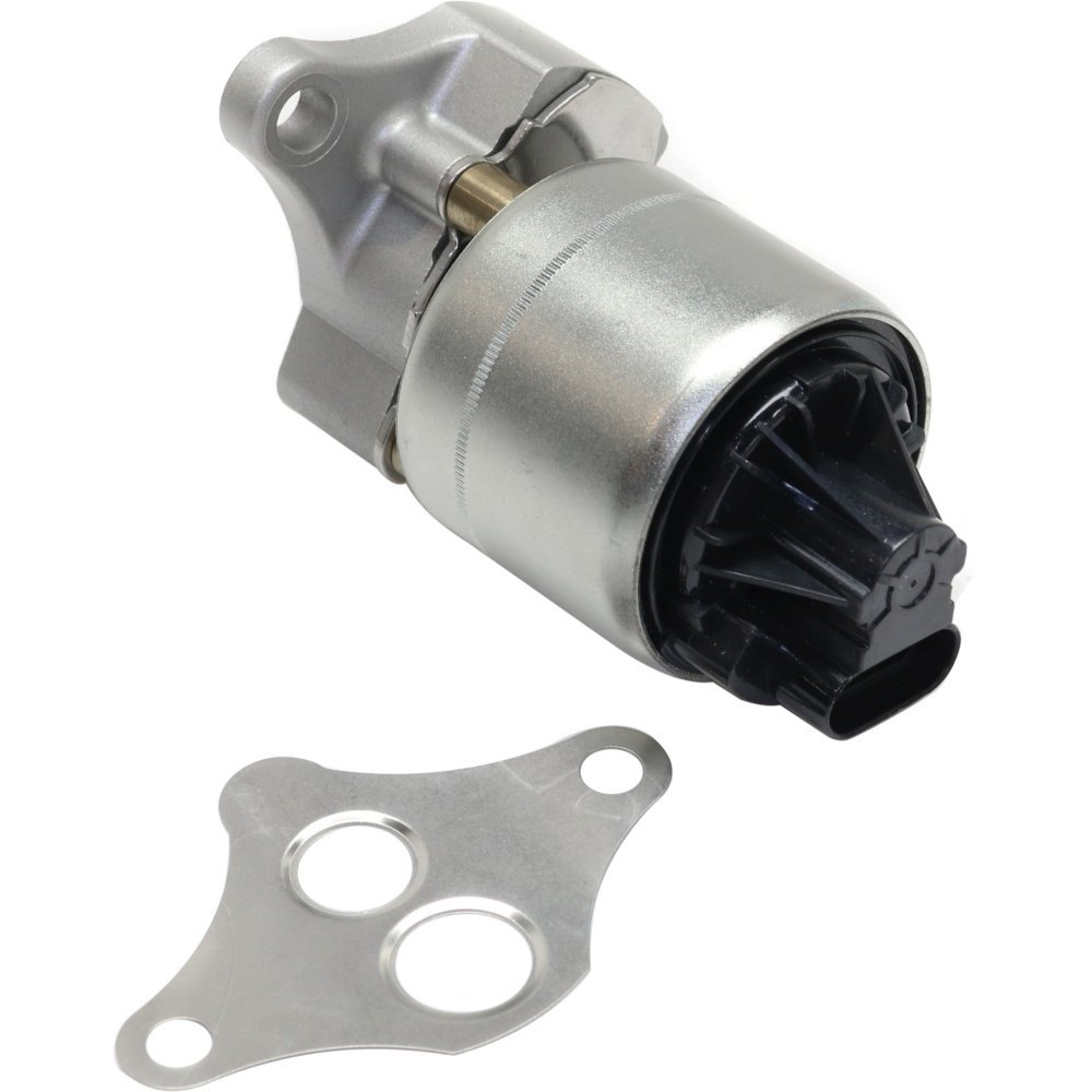 EGR Valve compatible with GMC Safari 93-02 Deville 04-05 Female Connector Male Terminal Pin Terminal Type W//Gasket