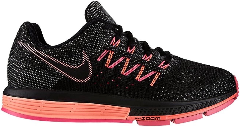 NIKE Wmns Air Zoom Vomero 10, – Zapatillas de Deporte Mujer, Mujer, Noir - Black/Grey/Pink Power/Hot Lava, 44: Amazon.es: Deportes y aire libre