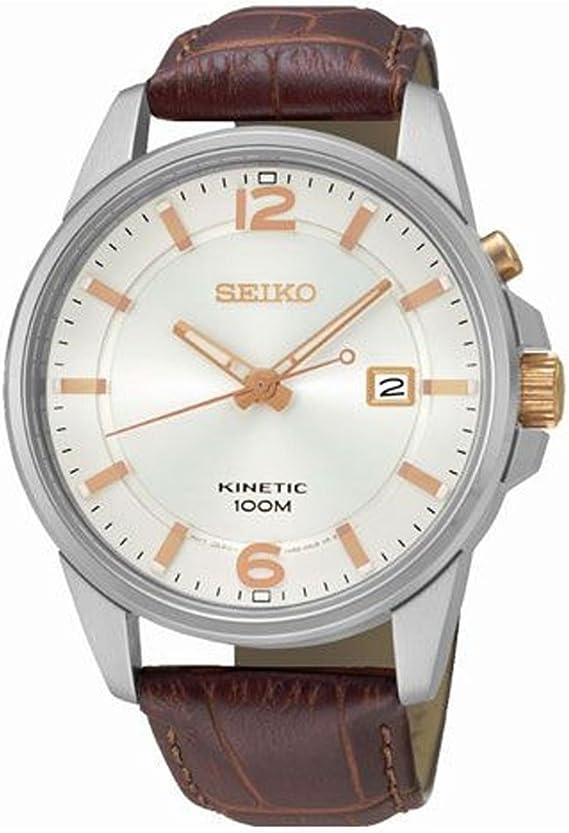 SEIKO (セイコー) 腕時計 海外モデル SKA669P1 キネテック クォ-ツ メンズ [並行輸入品]