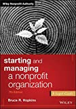 img - for Starting and Managing a Nonprofit Organization: A Legal Guide (Wiley Nonprofit Authority) book / textbook / text book
