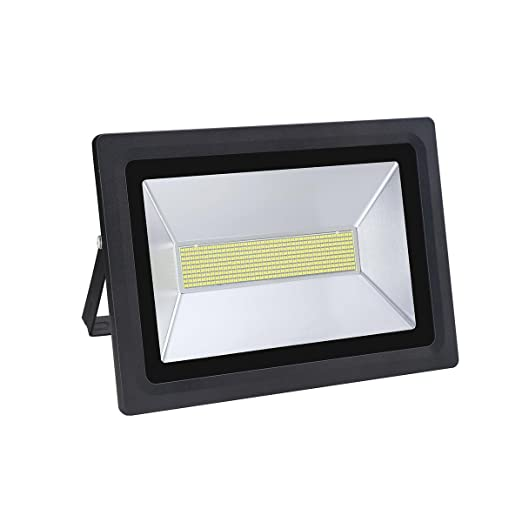 Solla 200W LED Flood Light Outdoor Security Lights, Super Bright Led Floodlight Waterproof Landscape Spotlights Outdoor Wall Lighting, 17200LM,Daylight White(5500-6000K),960LEDs