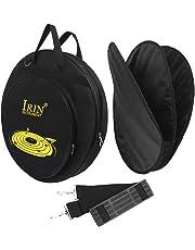 Cymbal Bag, 21 inch Removable Divider Shoulder Strap Oxford Cloth Cymbal Handbag with Three Pockets