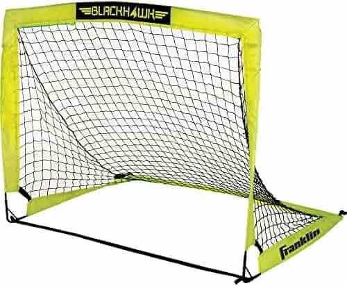 Franklin Sports Black Hawk Portable Soccer Goal