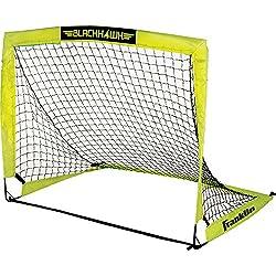 Franklin Blackhawk Portable Soccer Goal, Small